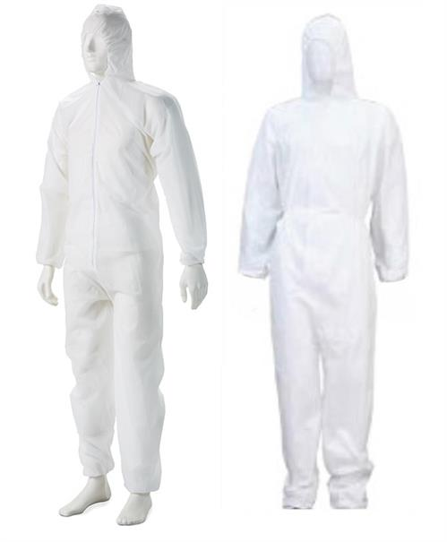 Casey Non Woven Disposable Full Body Coverall Suit Size Human Healthcare